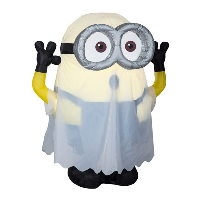 Inflatable Ghost Minion