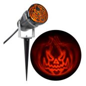 Jack O'Lantern Image Projector - Orange