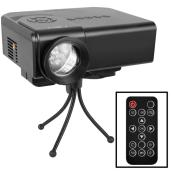 Gemmy CineMotion Halloween/Christmas Projector - 6.69-in x 5.71-in x 6.89-in - Multicolour