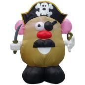Hasbro - Inflatable Mr Potato Head - 9-in - Polyester - Multicoloured