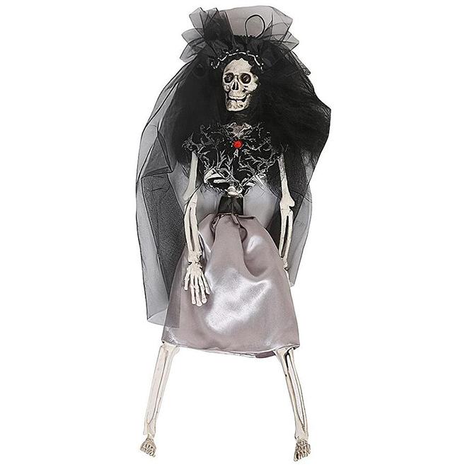 Squelette de mariée Holiday Living, 16 po