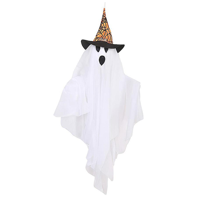 Holiday Living Ghost with Hat - 24-in