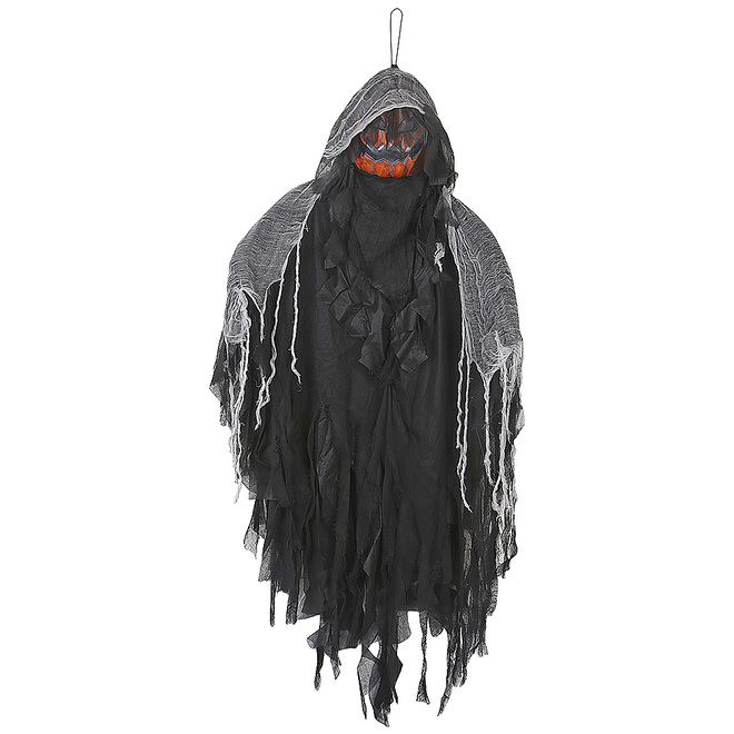 Holiday Living Lighting Hanging Décor - Kaleidoscope - Dark Pumpkin Ghoul