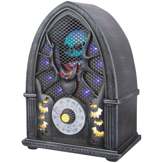Holiday Living Haunted Radio