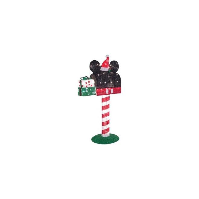 Boîte au lettres Mickey animée Disney