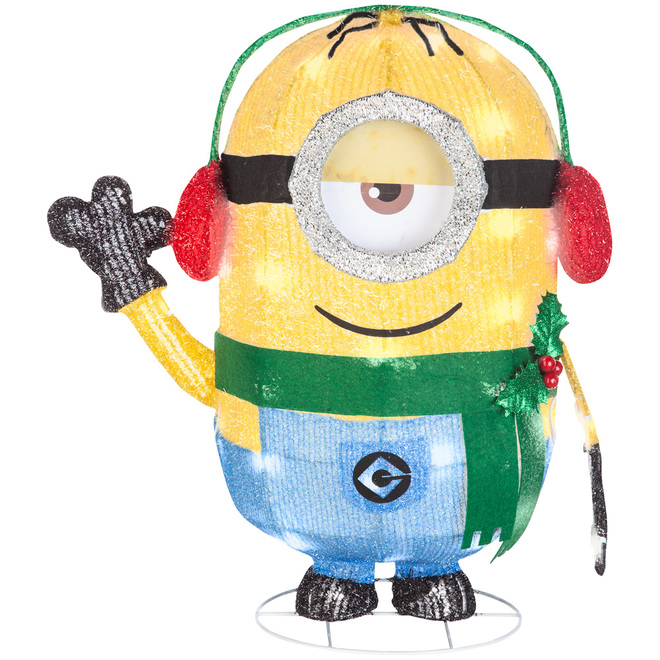 Universal Minion Stuart Sculpture - 22-in - Multi