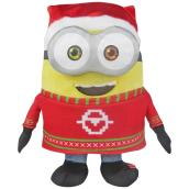 Universal Animated Happy-Shuffle Minion Bob - Plush - 13-in