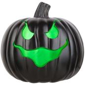 Holiday Living 9-in Lighted Jack-O'-Lantern