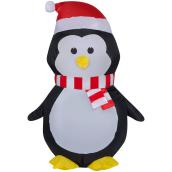 Gemmy 1.8-ft Penguin Xmas Inflatable