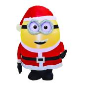 Gemmy 3-ft Minion Otto Xmas Inflatable