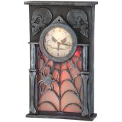 Holiday Living 13.38-in Animated Grandfather Clock with LED Light