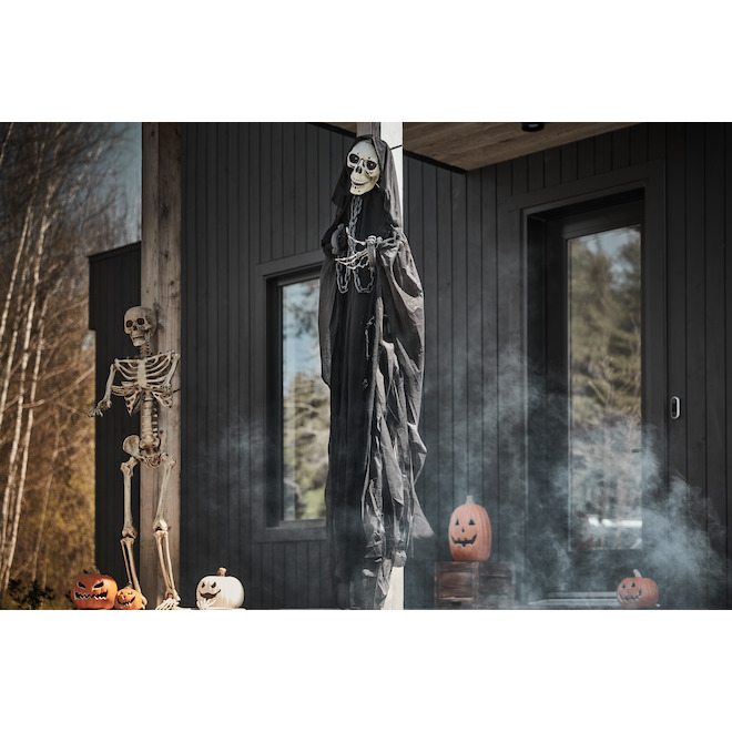 Holiday Living 72.05-in Animated Hanging Reaper