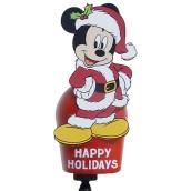 Paysage mural de Noël Mickey Gemmy Lightshow intérieur/ extérieur DEL lumière blanche constante