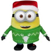 Universal 1-Pack Multicolor Animated Musical Minion Plush