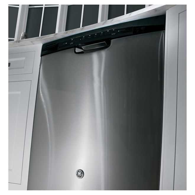 """24"""" Built-in PermaTuf Tall Tub Dishwasher - Stainless"""