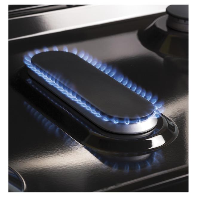 Cuisinière à convection au gaz, autoportante, 5,0 pi³