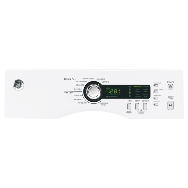 """24"""" Electric Dryer - 4 cu. ft. - White"""