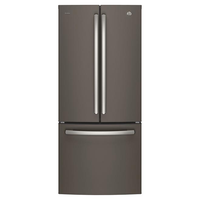 "French Door Refrigerator - 30"" - 20.8 cu. ft. - Slate"