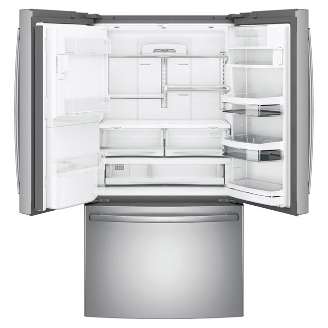"French-Door Refrigerator - 36"" - 22.2 cu. ft. - SS"