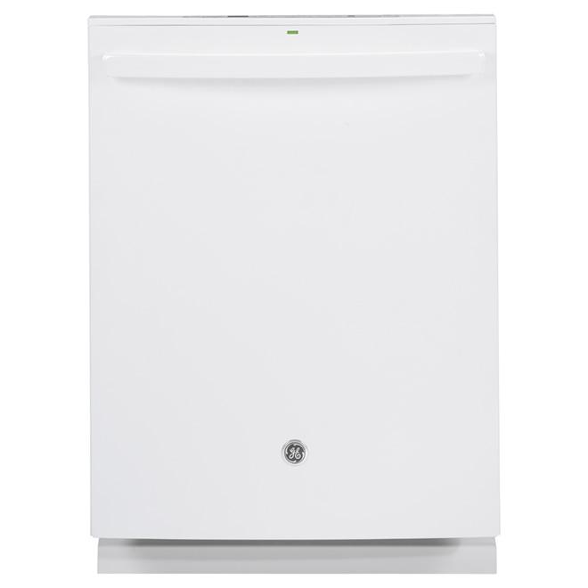 "Dishwasher with Piranha(TM) Food Disposer - 24"" - White"