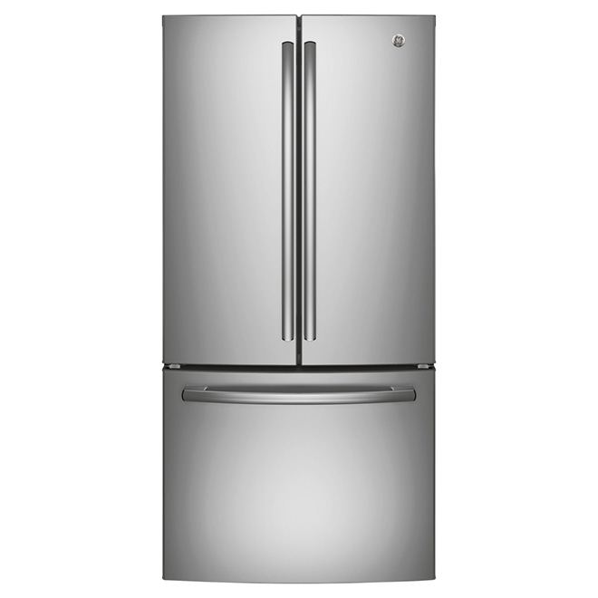 """French-Door Refrigerator 33"""" - 24.8 cu. ft. -Stainless Steel"""