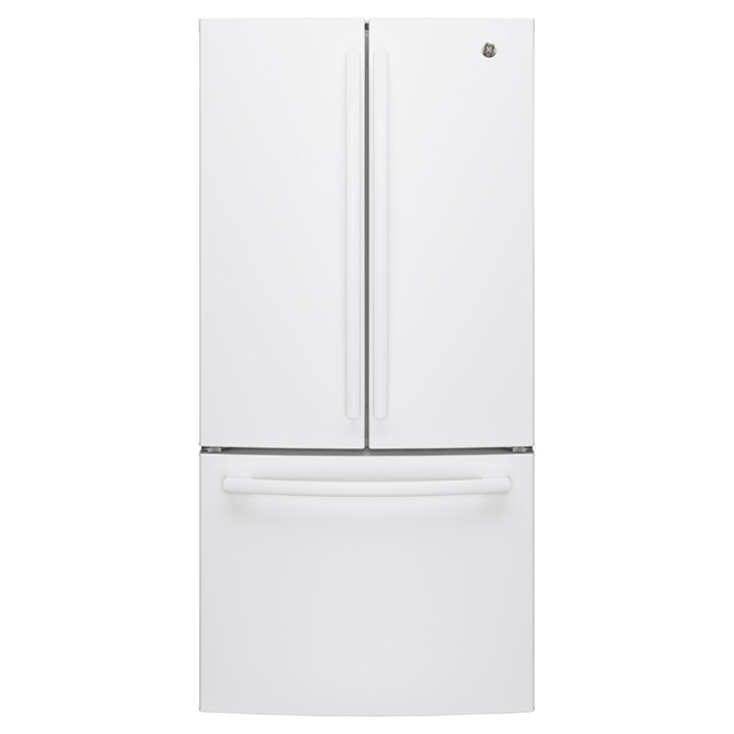 "French-Door Refrigerator - 33"" - 24.8 cu. ft. - White"