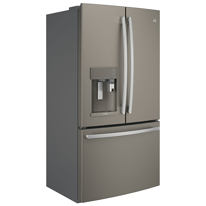Ge Profile French Door Refrigerator 36 Quot 27 7 Cu Ft