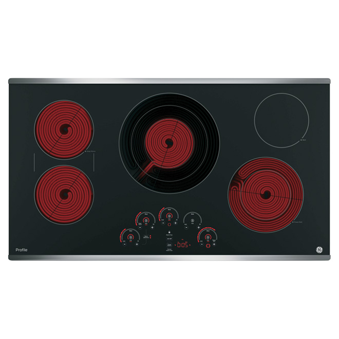 """Built-In Touch Control Cooktop 36"""""""