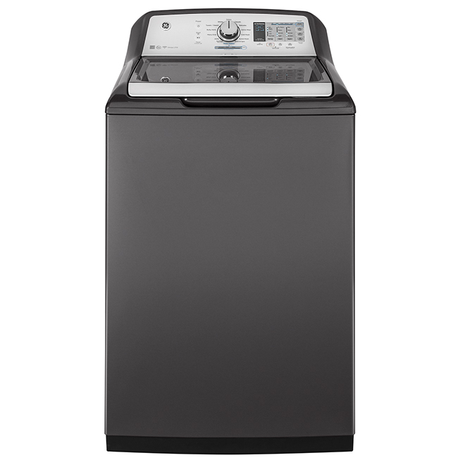 Top-Load Washer with WiFi - 5.8 cu. ft. - Diamond Grey