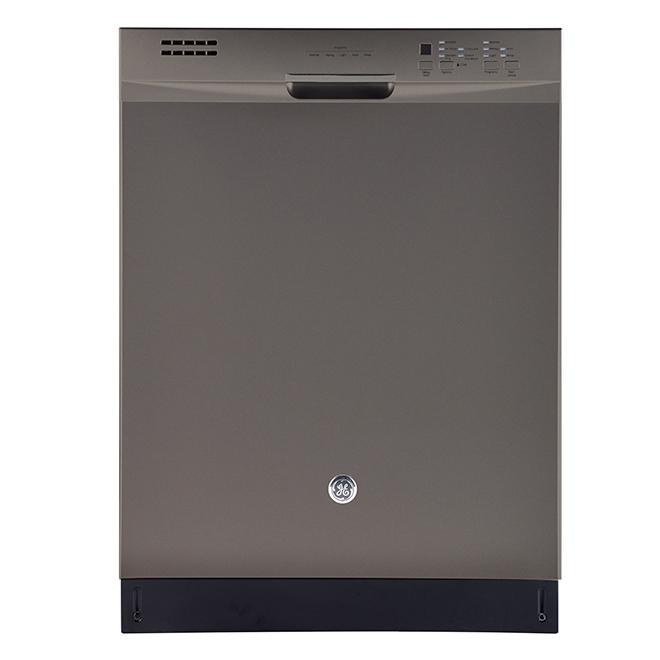 "Slide-In Dishwasher with CleanSensor - 24"" - Slate"