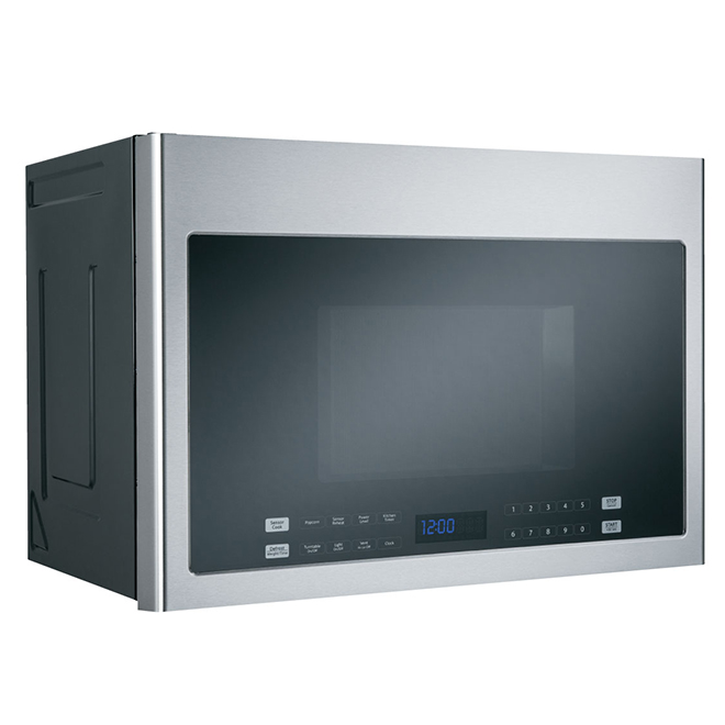 Over-The-Range Microwave - LED - 1.4 cu. ft. - Stainless Steel