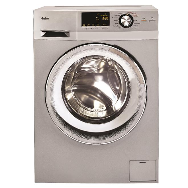 2-in-1 Washer-Dryer Set - 24