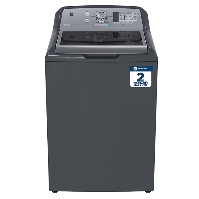 Top Load Washer with CircuClean - 5.3 cu. ft. - Grey