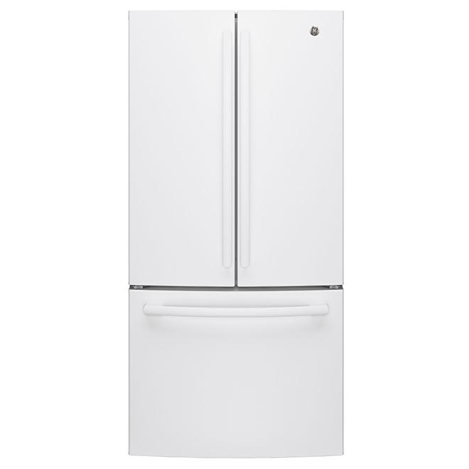 Counter-Depth Refrigerator - 18.6 cu. ft. - White