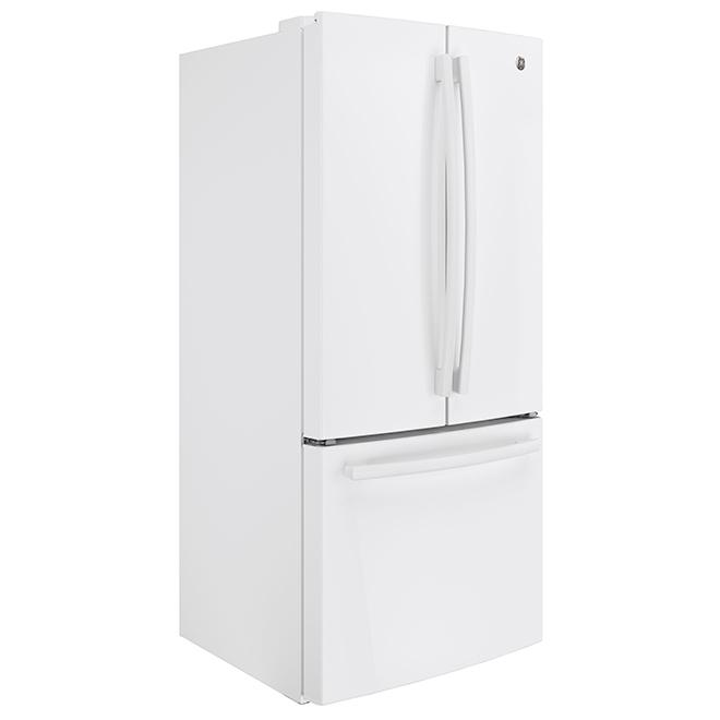 Réfrigérateur à profondeur de comptoir, 18,6 pi³, blanc