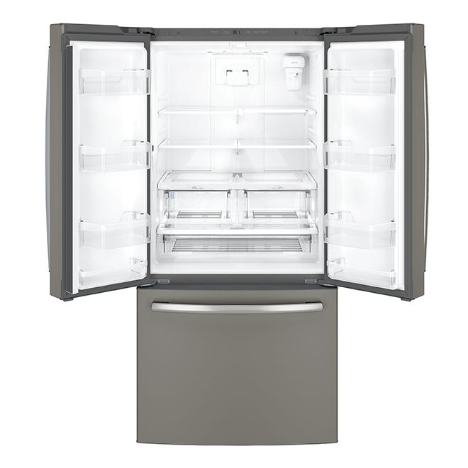 Counter-Depth Refrigerator - 18.6 cu. ft. - Slate