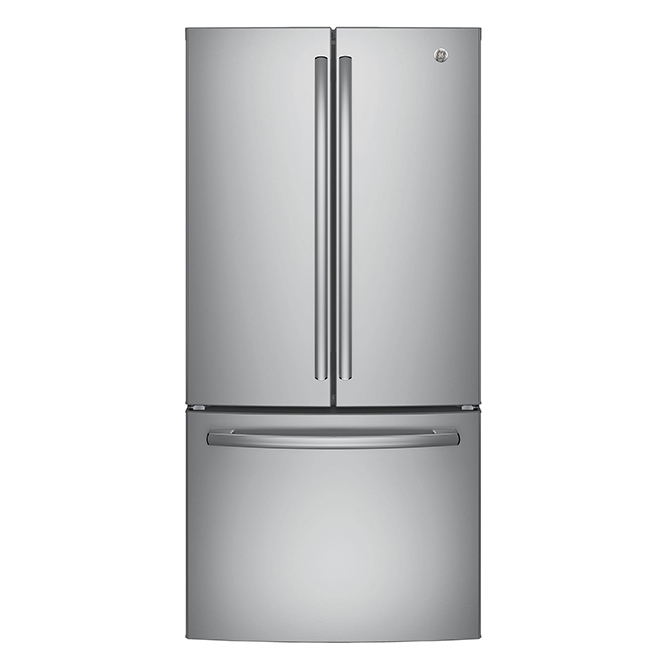 Counter-Depth Refrigerator - 18.6 cu. ft. - Stainless Steel