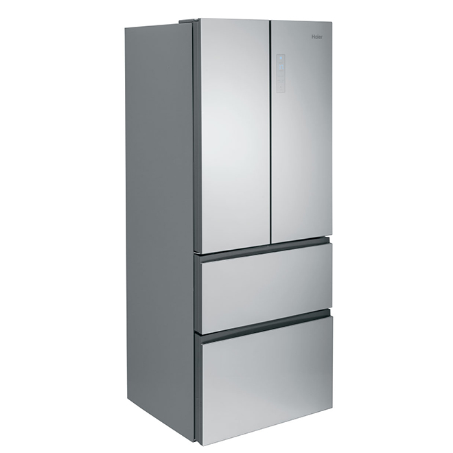 French-Door Refrigerator - 15 cu. ft. - Stainless Steel