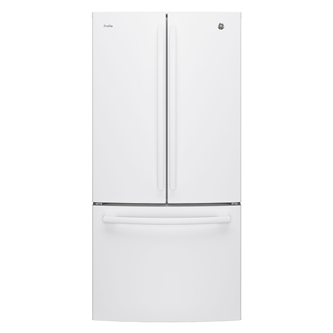 French-Door Refrigerator  - 24.8 cu. ft. - White