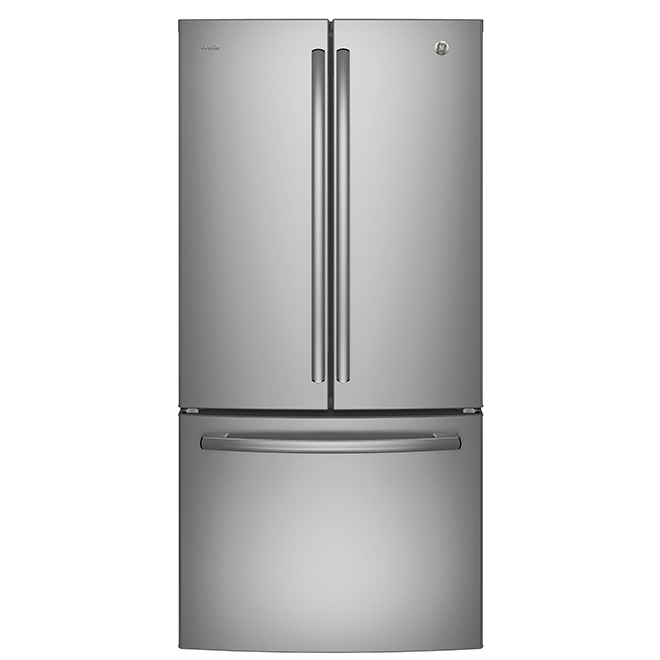 French-Door Refrigerator - 24.8 cu. ft. - Stainless Steel