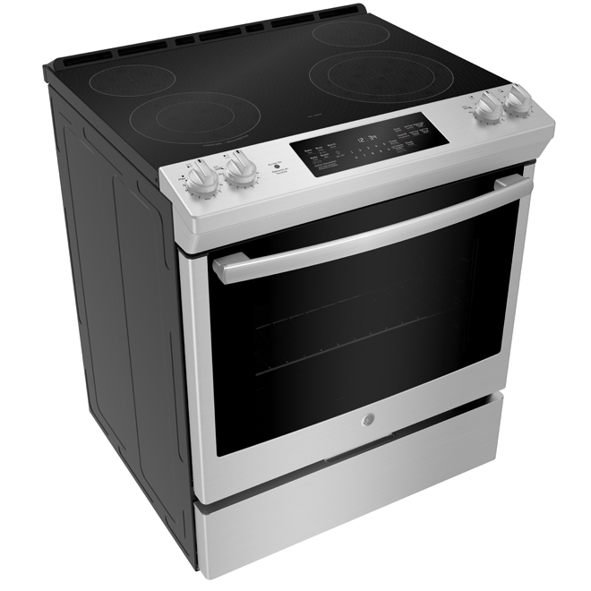 Slide-In Convection Range - 5.3 cu. ft. - Stainless Steel