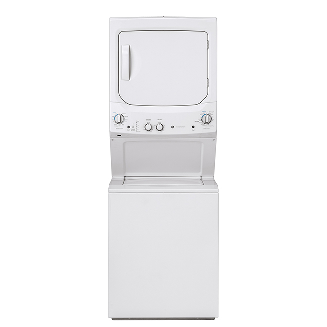 "Gas Laundry Center - 4.4 and 5.9 cu. ft. - 27"" - White"