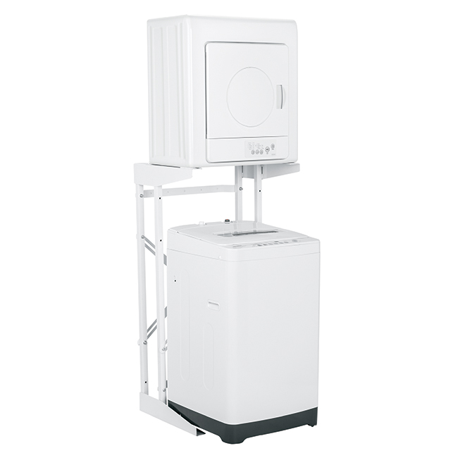Portable Electric Dryer - 2.6 cu. ft. - White