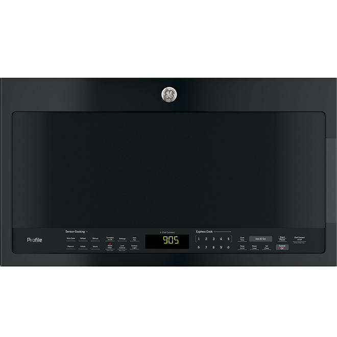 "Over-the-Range Microwave Oven - 30"" - 400 CFM - Slate"