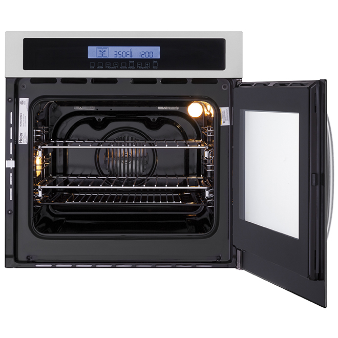"24"" Convection Wall Oven - Right Hinge - 2.0 cu. ft. - SS"