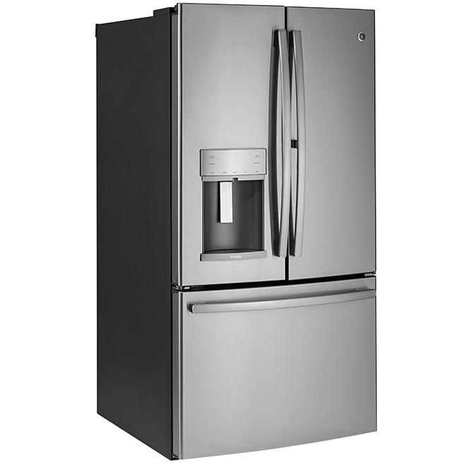 "French Door Refrigerator - 36"" - 22.2 cu. ft. - SS"