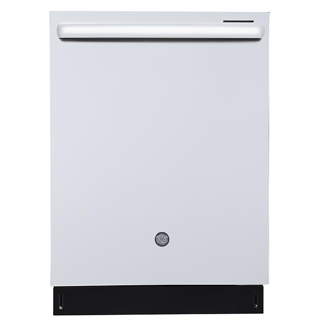 """Lave-vaisselle encastré avec InfiniClean(MC), 24"""", blanc"""