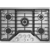 Gas Cooktop with Tri-Ring Burner - 30