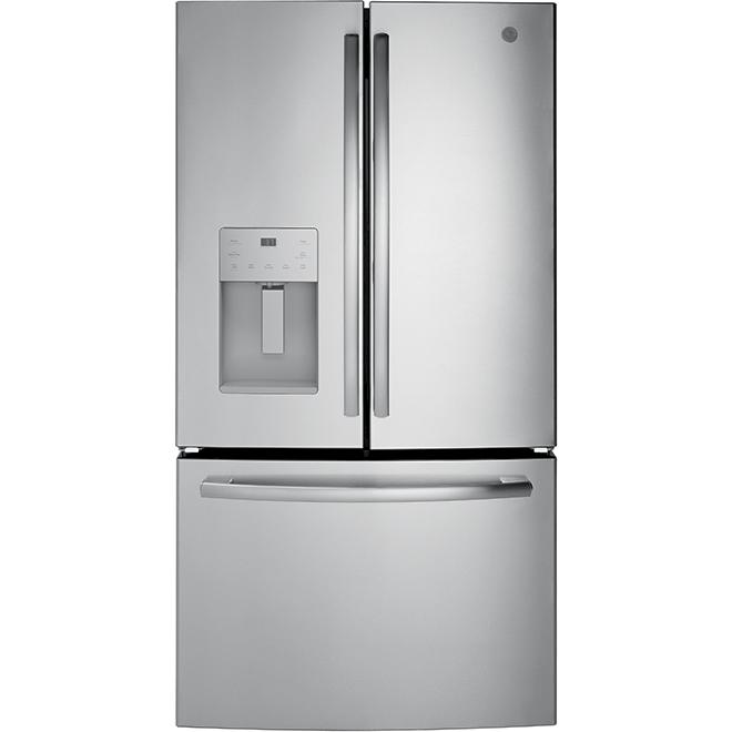 "French Door Refrigerator - 36"" - 25.5 cu. ft. - SS"