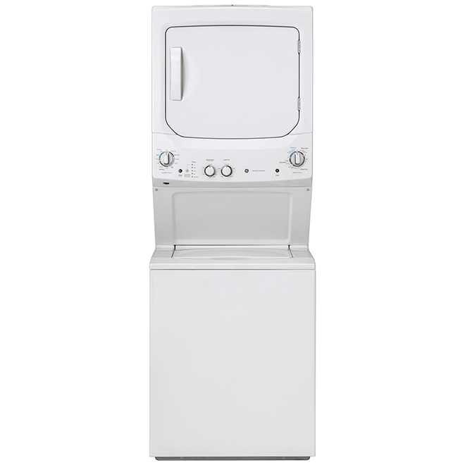 "Gas Laundry Center - 2.6 and 4.4 cu. ft. - 24"" - White"